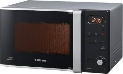 Микроволновая печь Samsung GE87LRS - вид спереди
