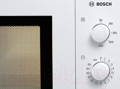 Микроволновая печь Bosch HMT72M420 - панель