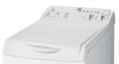 Стиральная машина Indesit WITP 82 - вид сверху