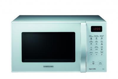 Микроволновка Samsung PG838R-W - вид спереди