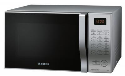 Микроволновая печь Samsung PG838R-S/BWT  - вид спереди