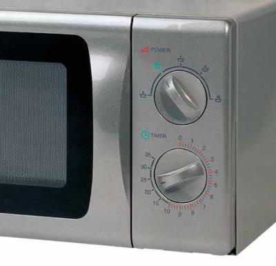 Микроволновая печь Daewoo KOR-4115SA - панель управления