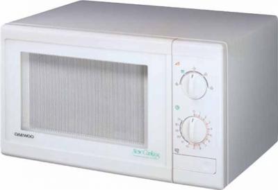 Микроволновая печь Daewoo KOR-4125A - вид спереди