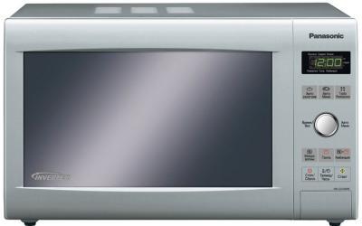 Микроволновая печь Panasonic NN-GD366MZPE - вид спереди