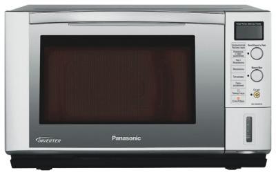 Микроволновая печь Panasonic NN-GS597MZPE - вид спереди