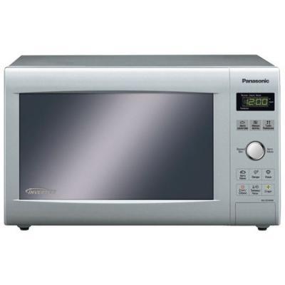 Микроволновая печь Panasonic NN-SD366MZPE - вид спереди