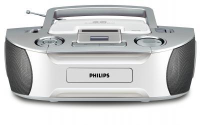 Магнитола Philips AZ1133/12 - общий вид