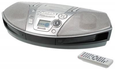 Магнитола Panasonic RX-ES29EE-S - общий вид