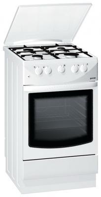 Кухонная плита Gorenje G470W - Общий вид