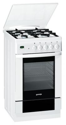 Кухонная плита Gorenje GI438W - общий вид