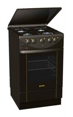 Кухонная плита Gorenje GI476B - вид спереди