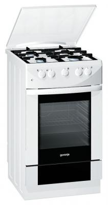 Кухонная плита Gorenje GI476W - вид спереди