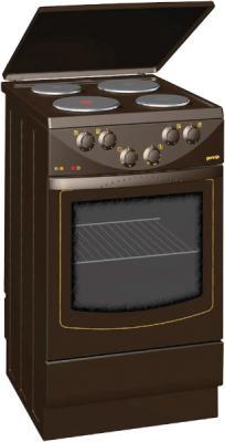 Кухонная плита Gorenje E271B - вид спереди