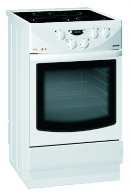 Кухонная плита Gorenje EC275W - вид спереди