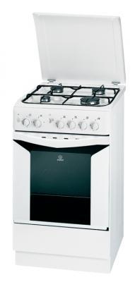 Кухонная плита Indesit K1G21(W)/R - общий вид