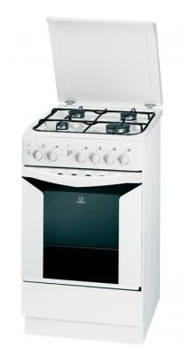 Кухонная плита Indesit K1G21S(W)/R - общий вид