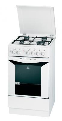 Кухонная плита Indesit K1G210(W)/R - общий вид
