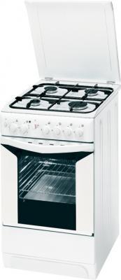 Кухонная плита Indesit K3G21S(W)/R - общий вид