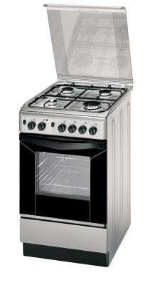 Кухонная плита Indesit K3G21(X)/R - общий вид