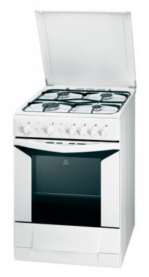 Кухонная плита Indesit K6G21S(W)/R - общий вид