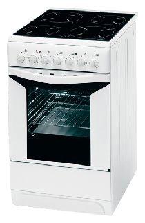 Кухонная плита Indesit K 3C11 (W) - общий вид