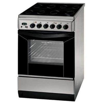 Кухонная плита Indesit K3C55(X)/R - общий вид