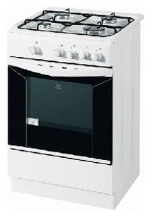 Кухонная плита Indesit KJ 1G2 (W) - общий вид