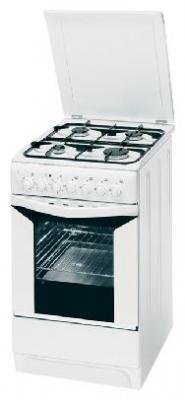 Кухонная плита Indesit K 3G52 S(W) - общий вид