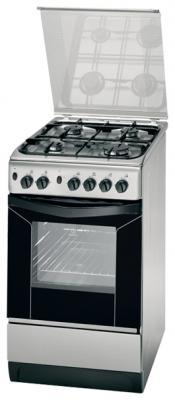 Кухонная плита Indesit K1G21S(X)/R - общий вид