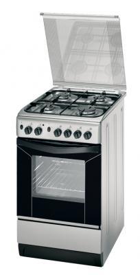 Кухонная плита Indesit K3G21S(X)/R - общий вид