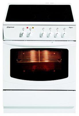 Кухонная плита MasterCook KC 7240 W - общий вид