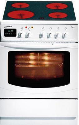 Кухонная плита MasterCook KC 7241 B - общий вид