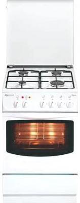 Кухонная плита MasterCook KG 7544 B - общий вид
