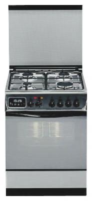 Кухонная плита MasterCook КGE 7338 X - общий вид