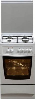 Кухонная плита MasterCook KGE 3206 WH - общий вид