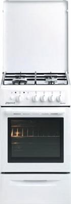 Кухонная плита MasterCook KG1518W - общий вид