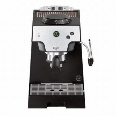 Кофеварка эспрессо Krups XP5020 - вид спереди
