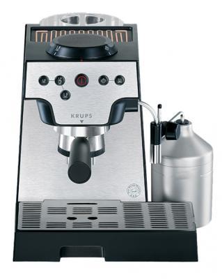 Кофеварка эспрессо Krups XP5080 - вид спереди