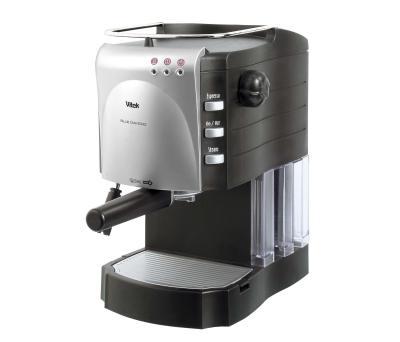 Кофеварка эспрессо Vitek VT-1507 - вид спереди