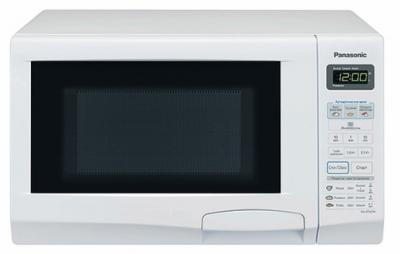 Микроволновая печь Panasonic NN-ST337WZPE - вид спереди