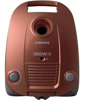 Пылесос Samsung SC4142 (VCC4142V3O/XEV ) - вид спереди