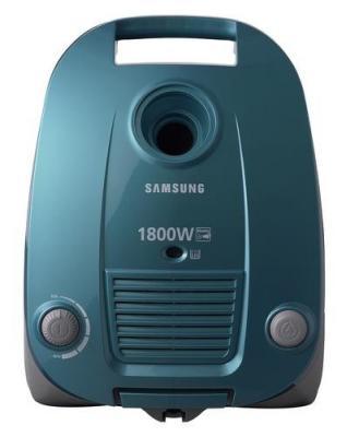 Пылесос Samsung SC4180 - вид спереди
