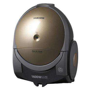 Пылесос Samsung SC5138 (VCC5138H3D/XEV) - вид спереди