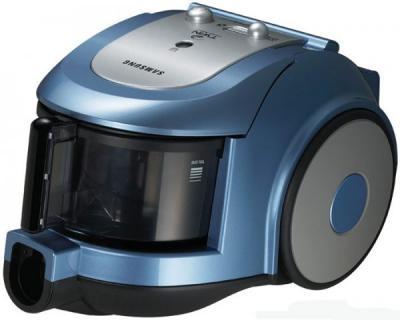 Пылесос Samsung SC6530 (VCC6530V3B/XEV) - вид сбоку