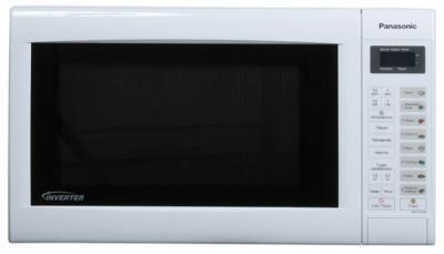 Микроволновая печь Panasonic NN-ST556WZPE - вид спереди