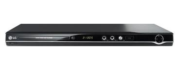 DVD-плеер LG DNK898 - вид спереди