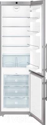 Холодильник с морозильником Liebherr CNes 4003