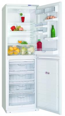 Холодильник с морозильником ATLANT ХМ 5012-016 - общий вид
