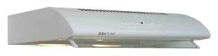 Вытяжка плоская Davoline Olimpia 50 1m Inox - общий вид