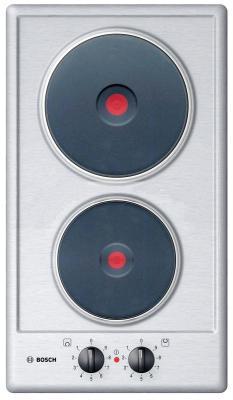 Электрическая варочная панель Bosch PCX345E - вид сверху